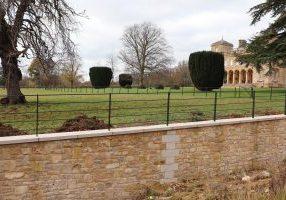 Field Fence House - Bradley the Blacksmith
